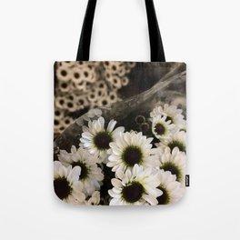 Gerbera Daisies Tote Bag