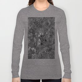 Abstraction #9 Long Sleeve T-shirt