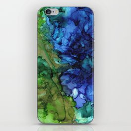 Mining for Gold by the River's Edge by Studio 1153 iPhone Skin