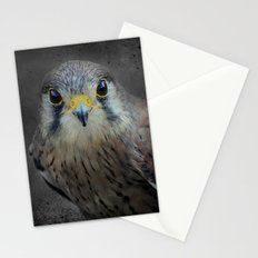 A Kestrel called Rosie Stationery Cards