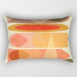 Modern Totem 8 Rectangular Pillow