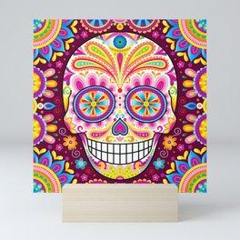 Sugar Skull (Spright) Mini Art Print