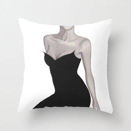 Motha Throw Pillow