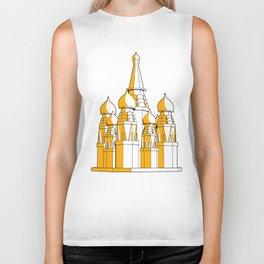 (Saint Basil's) Cathedral Biker Tank