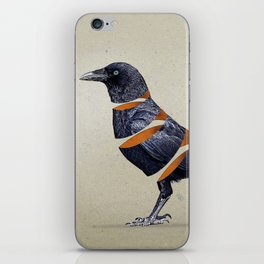 Raven Maker 02 iPhone Skin
