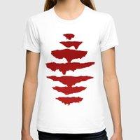 murakami T-shirts featuring Seven by Mikio Murakami