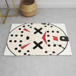 Jason X SAVAGE Rug
