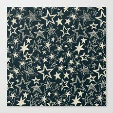 Among the Stars Canvas Print