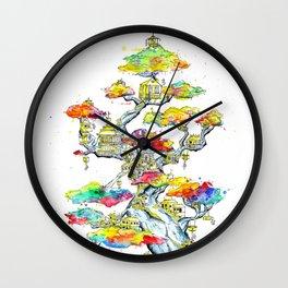 PATIENCE - GHETTO Wall Clock