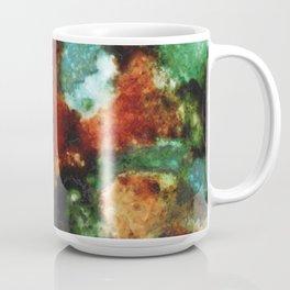 Geode III, Malachite Coffee Mug