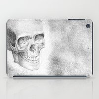 evil iPad Cases featuring Evil by shaunsheep