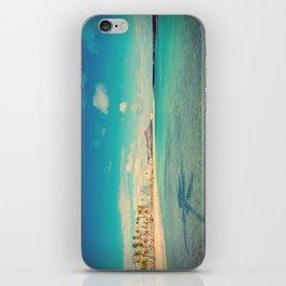 Magic Island iPhone Skin