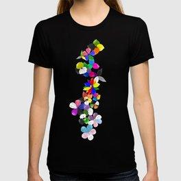 Pride flowers T-shirt