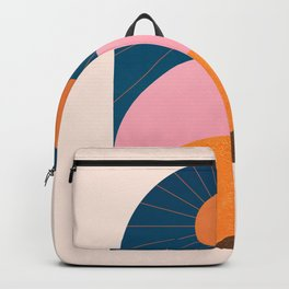 Abstraction_Sunshine_Minimalism_001 Backpack