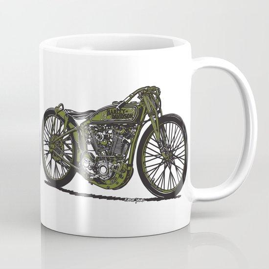 Harley Board Tracker Motorcycle Mug