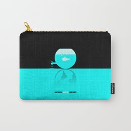 Save Water - Save Life - Save Earth Carry-All Pouch
