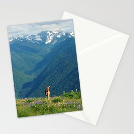 Nature's Calling Stationery Cards