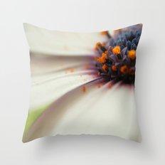 Cap Daisy Throw Pillow