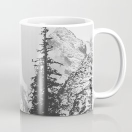 Forest under the Mountain Coffee Mug