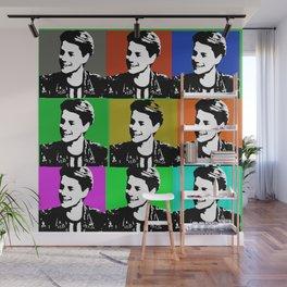 jace norman print art Wall Mural