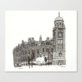 Crouch End Canvas Print