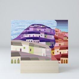 Gringo Gulch Mini Art Print