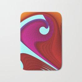 fluid -8- Bath Mat