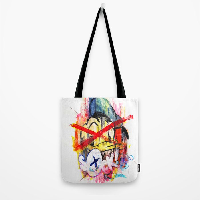 Ducking Hell Tote Bag