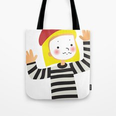 Le Mime Tote Bag