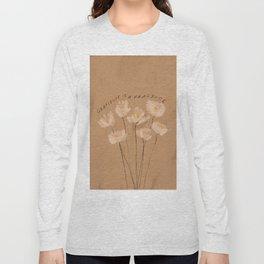 Gratitude Is A Practice Long Sleeve T-shirt