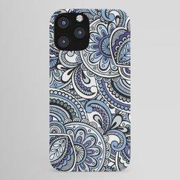 Ornamental Mandala iPhone Case