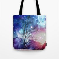 twilight Tote Bags featuring Twilight by haroulita