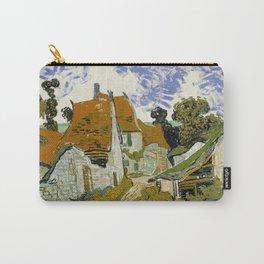 "Vincent van Gogh ""Street in Auvers-sur-Oise"" Carry-All Pouch"