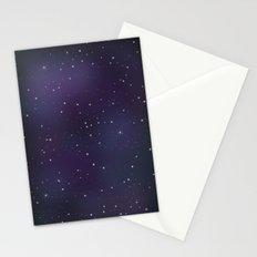 Galaxy Stationery Cards