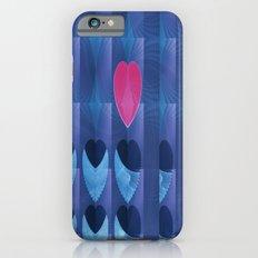 Fractal Art- Heart Art- Pink Heart- Blue Heart-U Know It- Childrens Art-Love iPhone 6s Slim Case