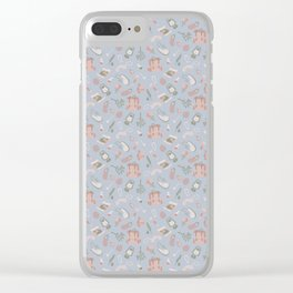 Ready for an Adventure Clear iPhone Case