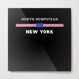 North Hempstead New York Metal Print