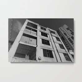 imposing structure #2 Metal Print