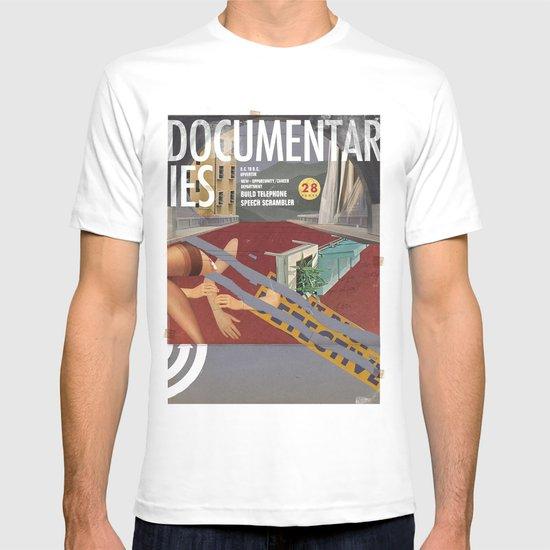 Vans and Color Magazine Customs T-shirt