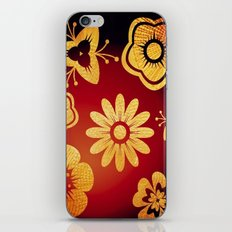 Mi Flor iPhone Skin