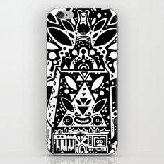kozmik machine iPhone & iPod Skin