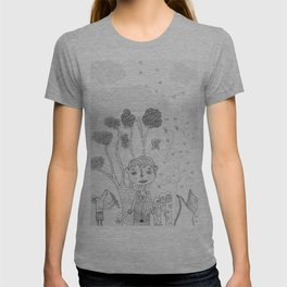 The Rodolfo Mouse  T-shirt
