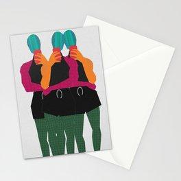Cream Boys Stationery Cards