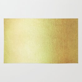 Simply 24K Gold Rug