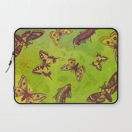 Butterflies Pattern Laptop Sleeve