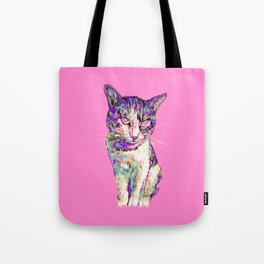 Twitch the Cat Tote Bag