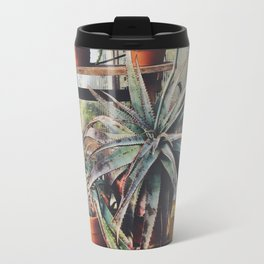 Cactus Wall Travel Mug