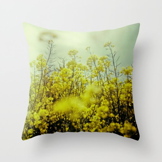 rape Throw Pillow