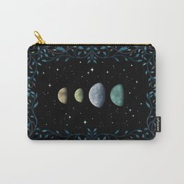 Moons of Jupiter Carry-All Pouch