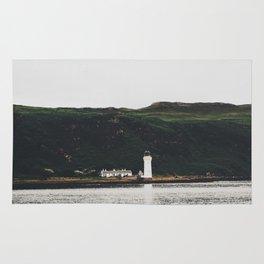 The Rubha Nan Gall Lighthouse Rug